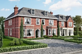 Property Results to let 3, The Hazels Grosvenor Billinghurst