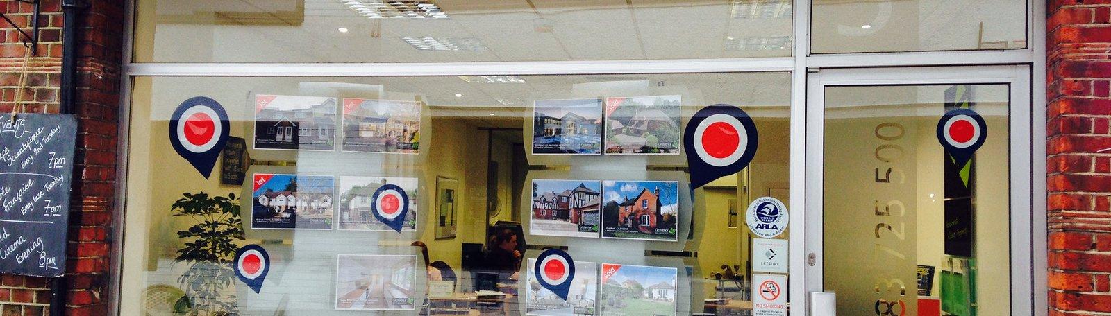 Offices Working Estate Banner Grosvenor Billinghurst